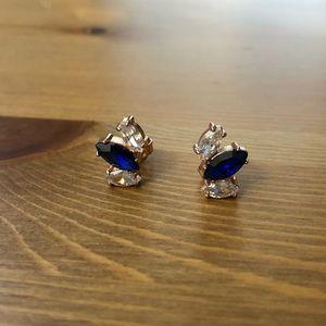 Fragrant Jewel Owl Earrings